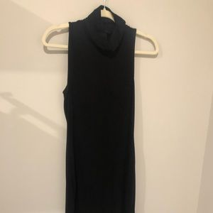 Turtleneck LuLu dress